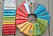 Image of PREORDER - The Complete Collection of Shades of Summer Fat Quarters