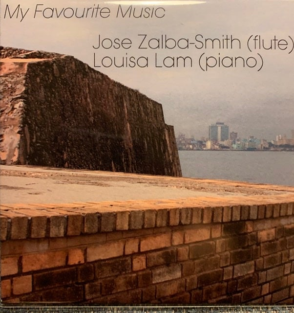 "Image of Jose Zalba-Smith & Louisa Lam ""My Favourite Music"""
