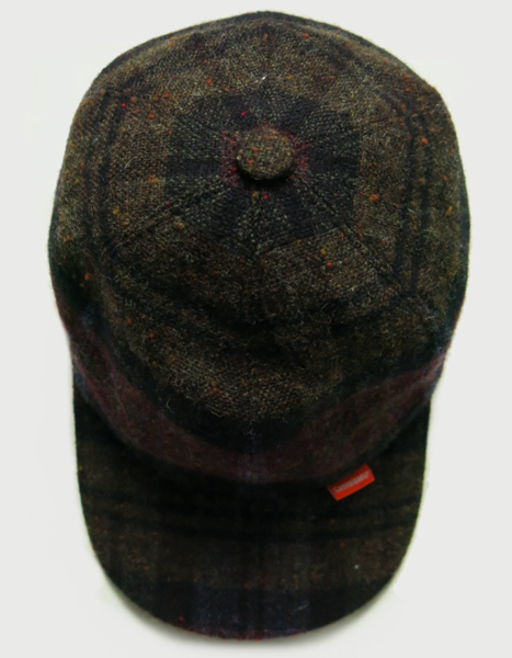 Image of 'SCRAMBLE' CAP [VIRGIN WOOL]