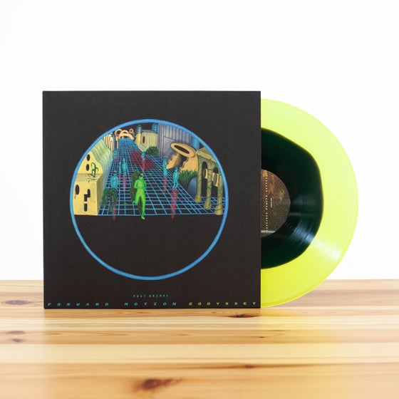 Image of Forward Motion Godyssey Limited Edition LP (Color-in-Color)