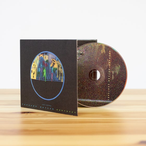 Image of Forward Motion Godyssey CD
