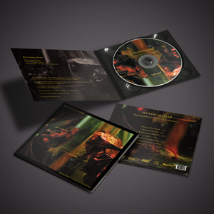 Image of Hayvanlar Alemi- Psychedelia In Times Of Turbulence - Cd Digipak