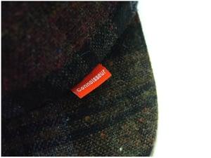 Image of 'SCRAMBLE' CAP [VIRGIN WOOL]