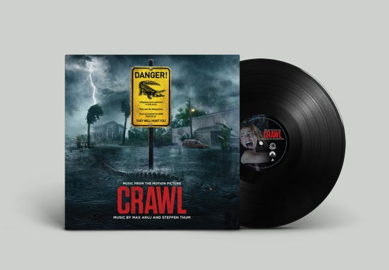 Image of (PRE-ORDER) Crawl - Music from the Motion Picture (LP)