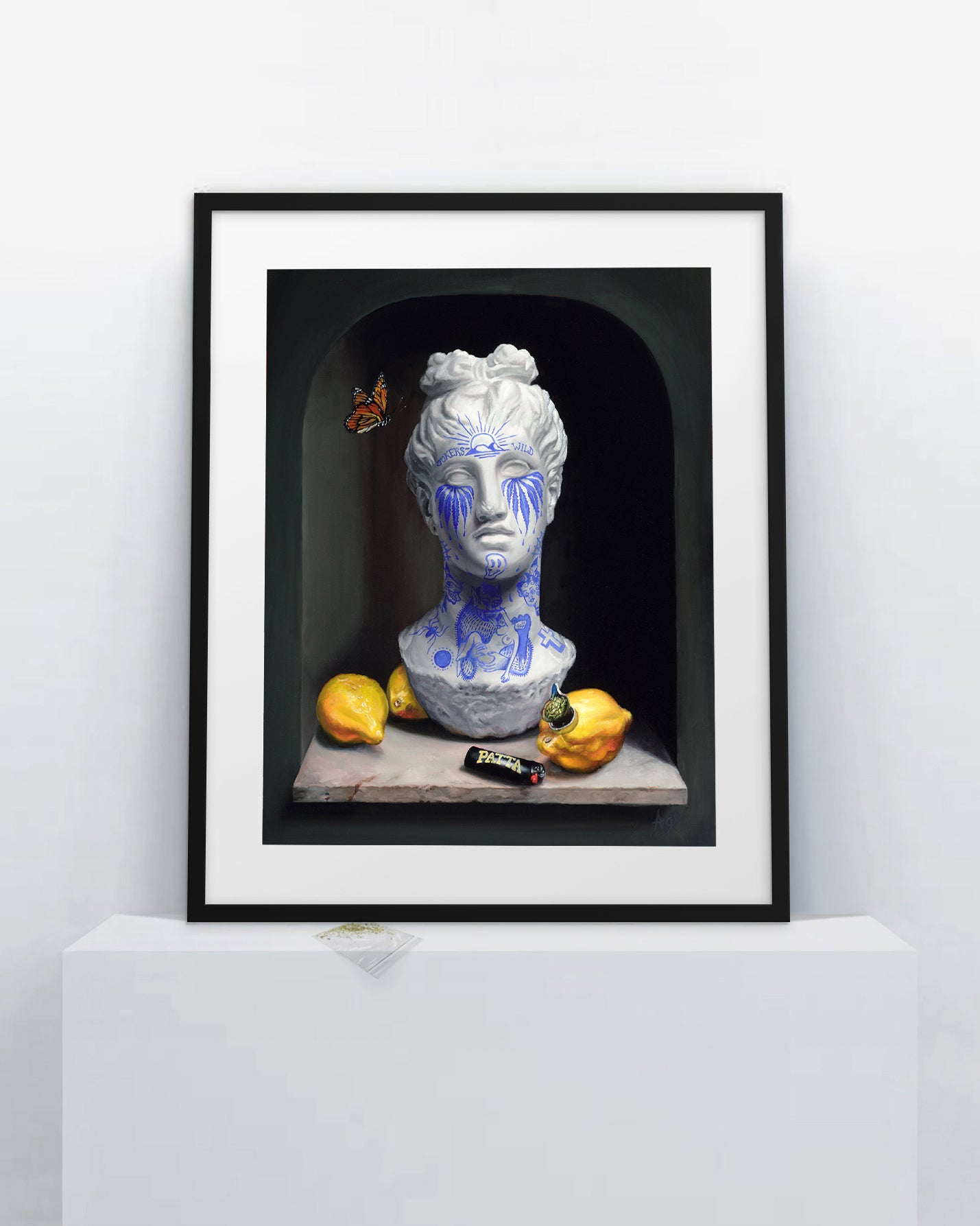 Image of Why So Serious? PRINT