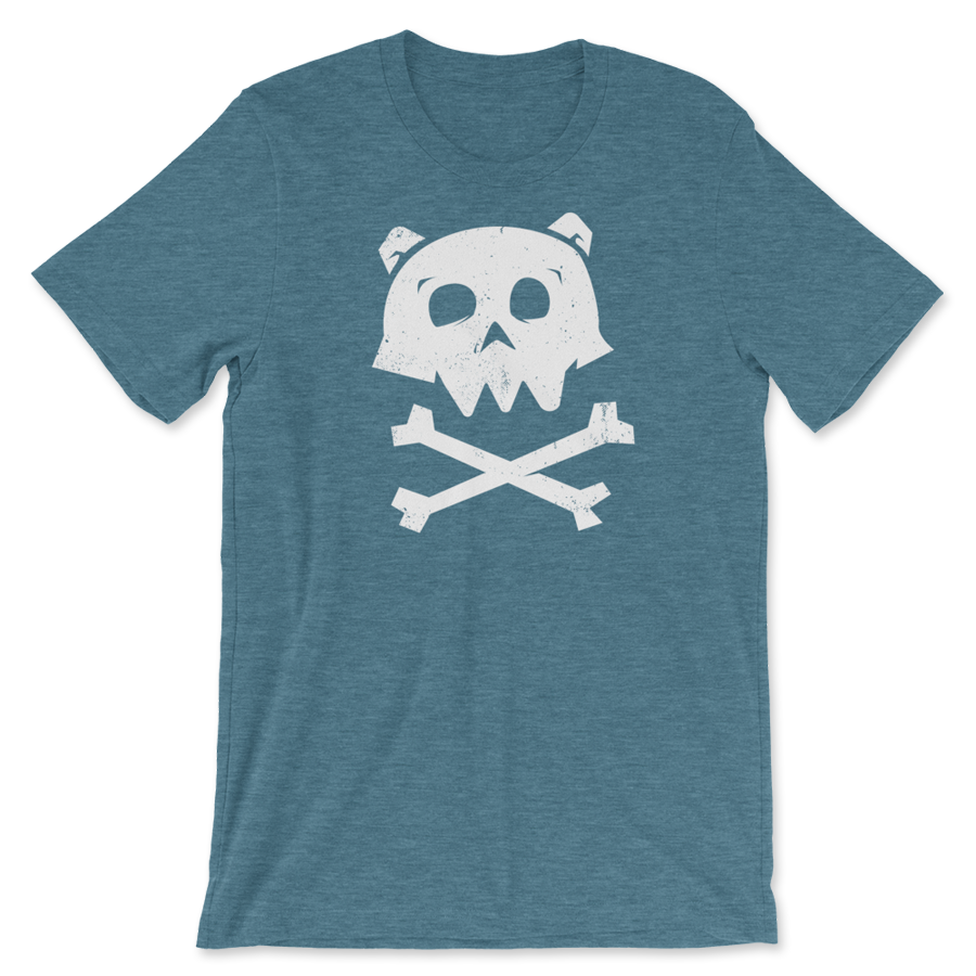 Image of Bear-ly Bones T-Shirt