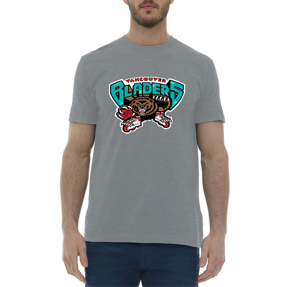 Image of Vancouver Bladers T-Shirt - Granville Grey