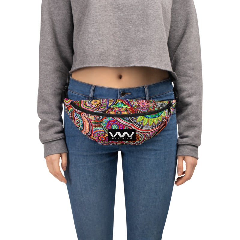 WW Psychedelic Fanny Pack