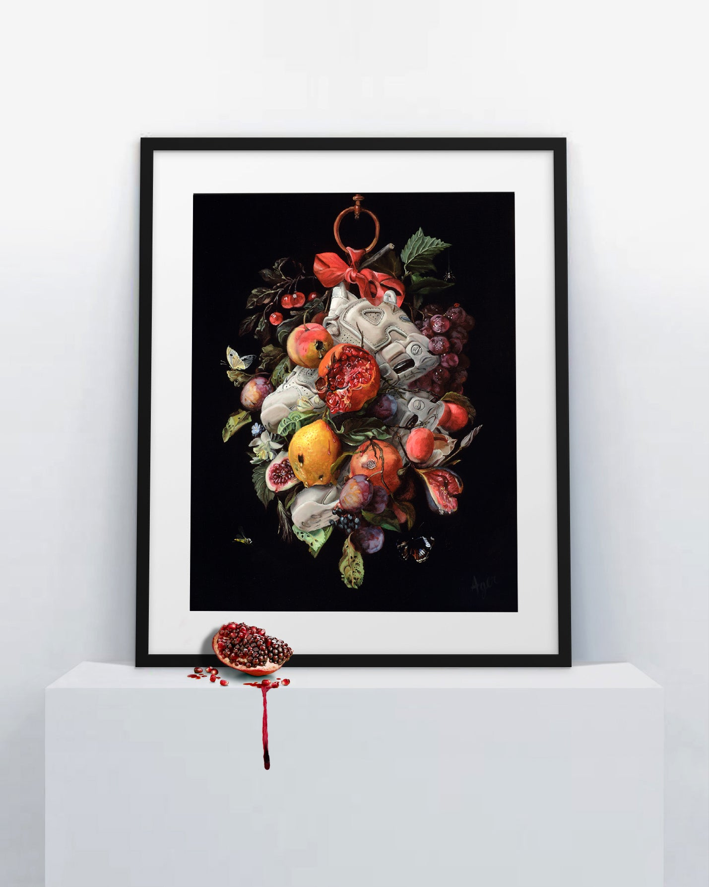Image of LOVE (You Gave Me A Run For My Money) PRINT