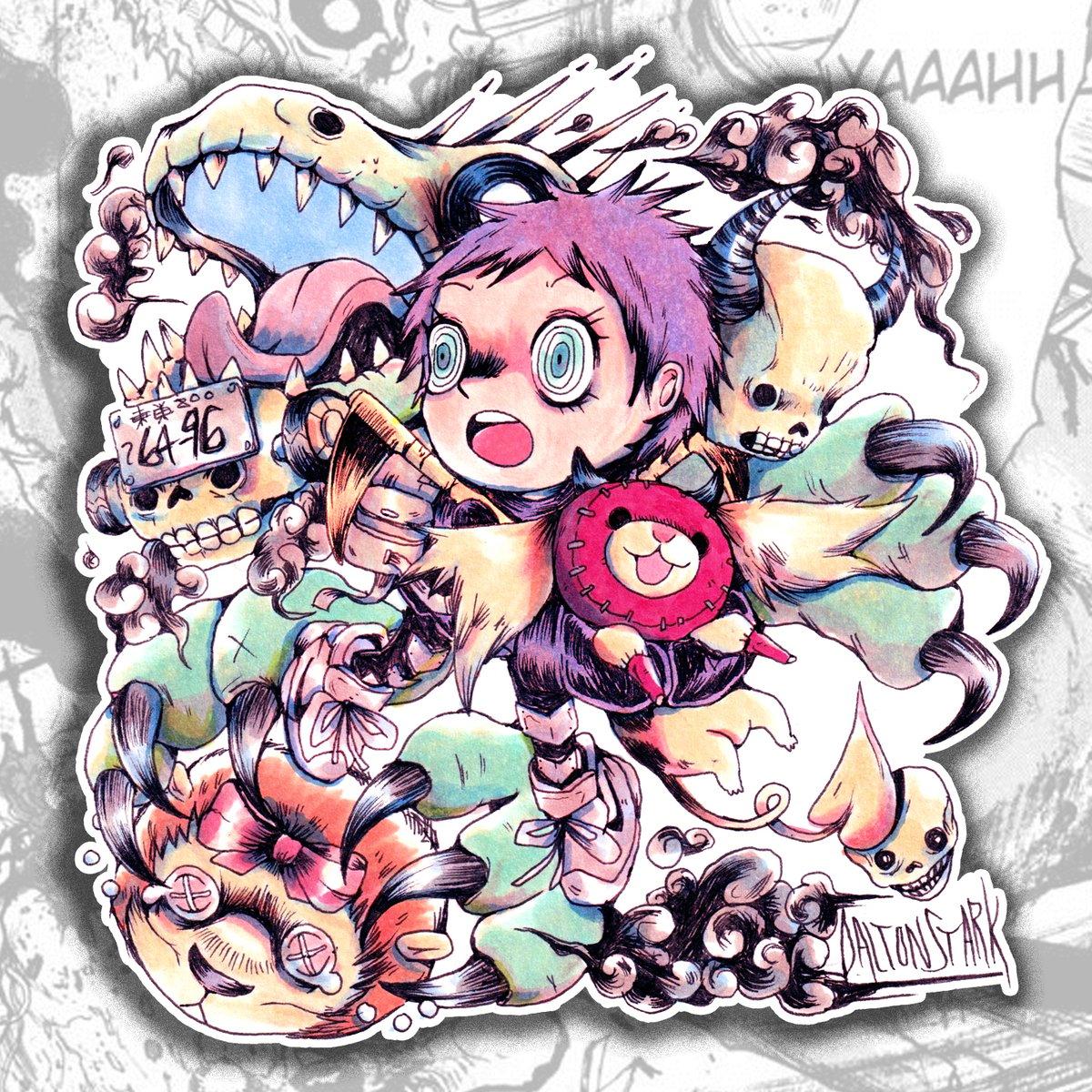 Image of Ebisu Sticker