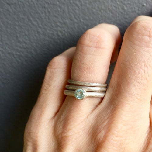 Image of Indian Summer Rings Set #4