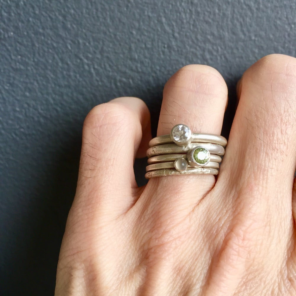 Image of Indian Summer Rings Set #8
