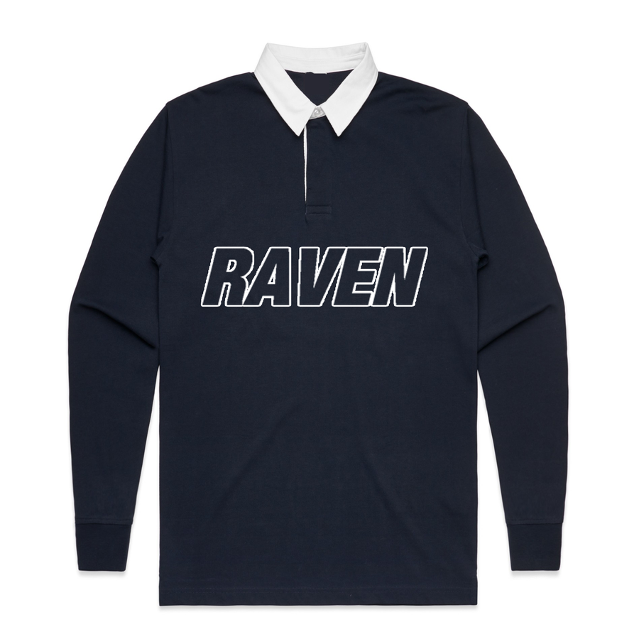 Image of NAVY RAVEN RUGBY