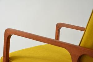 Image of Fauteuils KARD jaunes