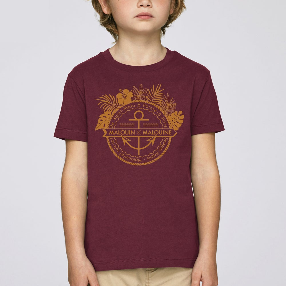 Image of T-shirt Tropical Kids
