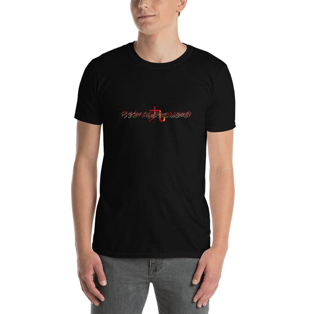 Image of Vzakprevémèkr Logo Short-Sleeve Unisex T-Shirt