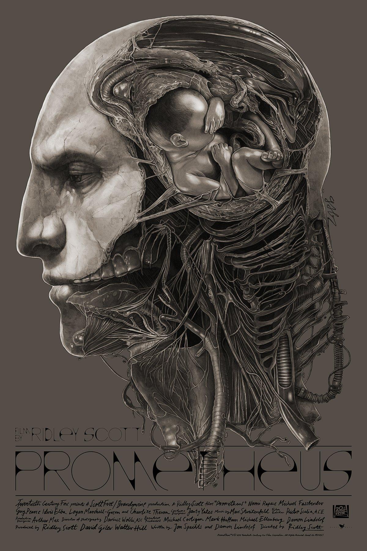 Image of Prometheus Regular
