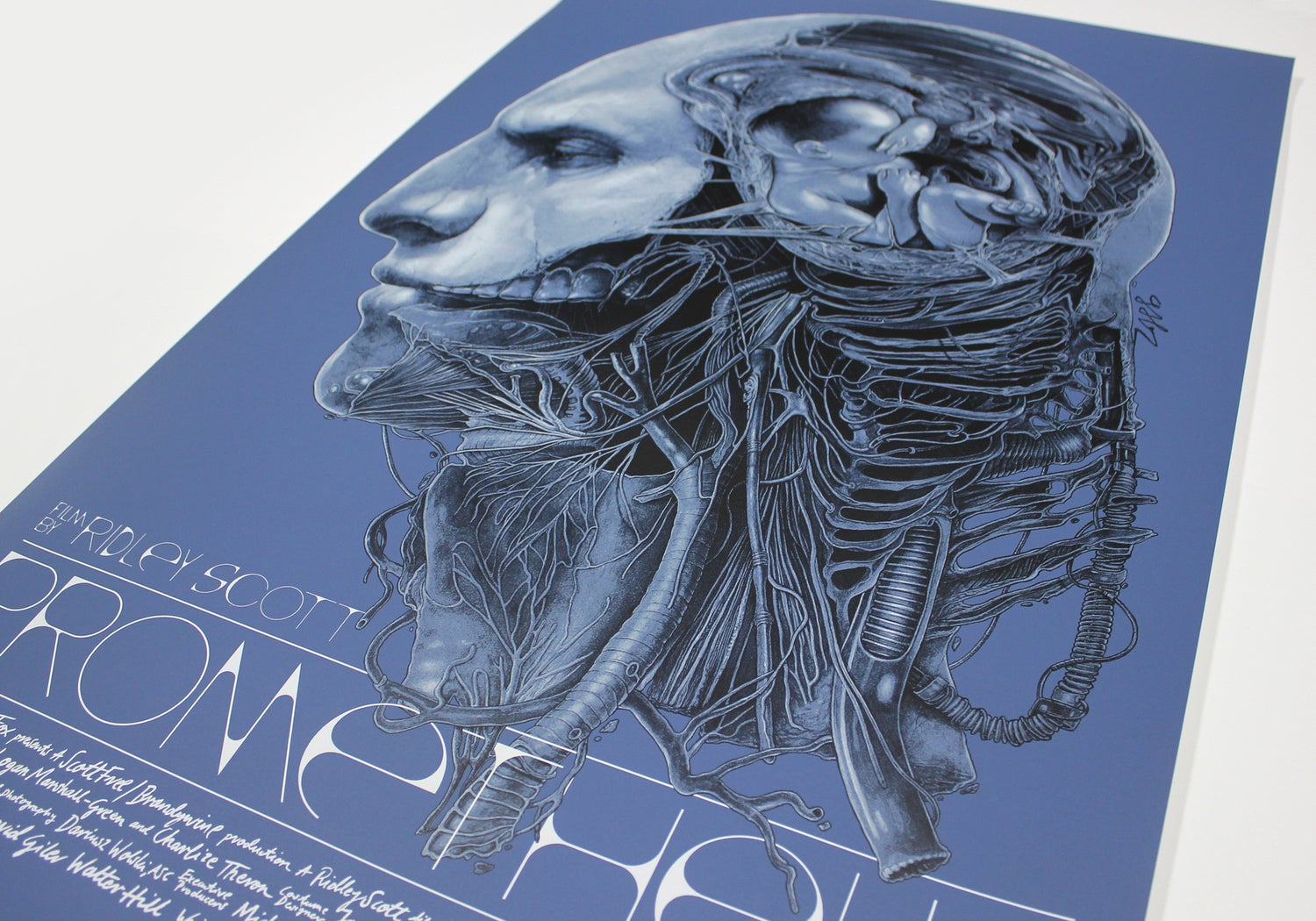Image of Prometheus Variant