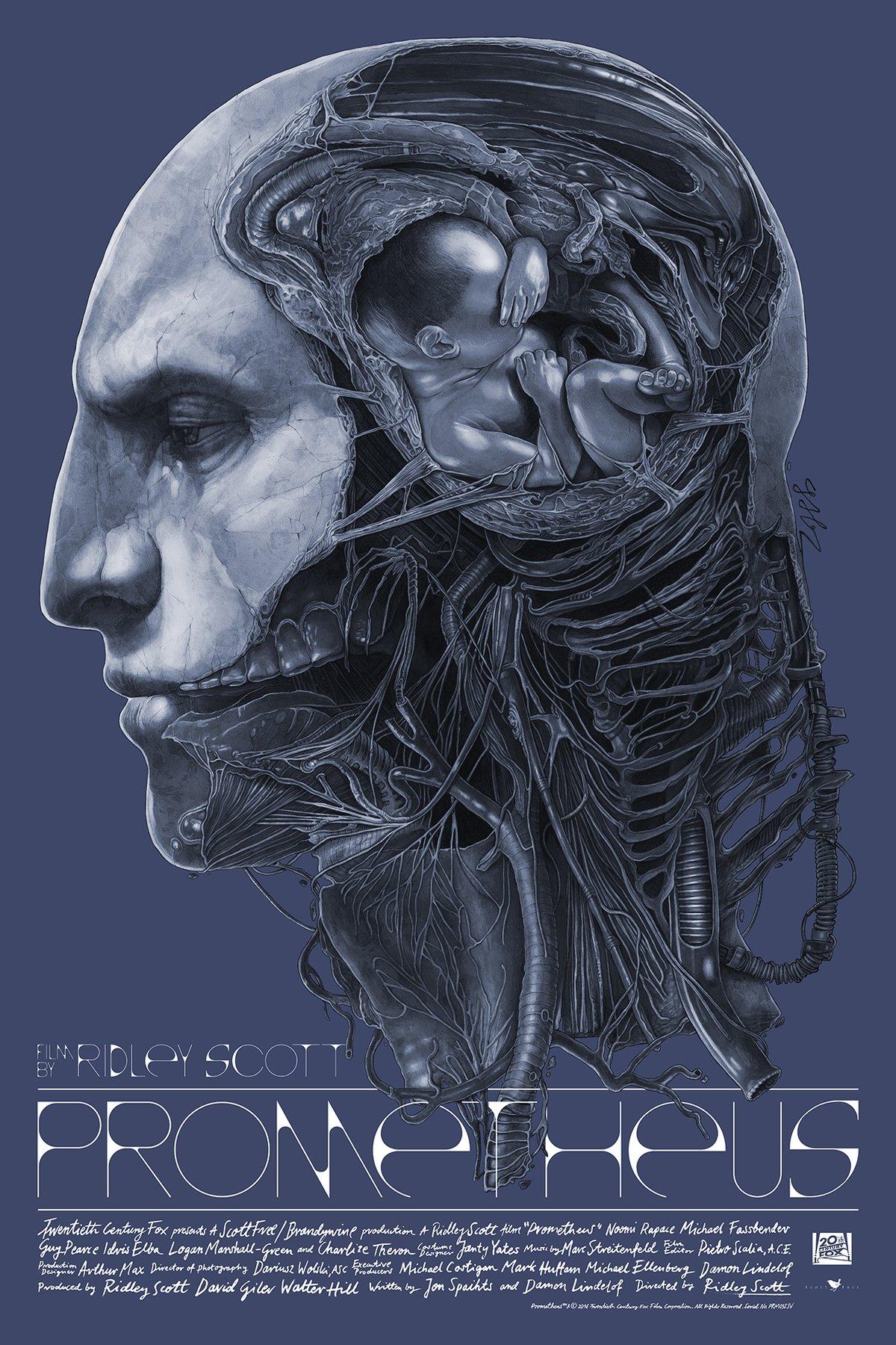 Image of Prometheus Variant