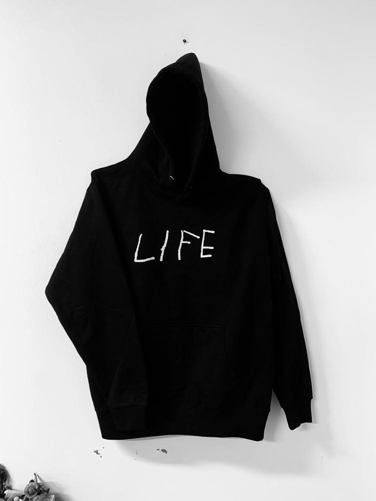 """Image of LIFE """"LOVE LI*E"""" HUPPARI"""