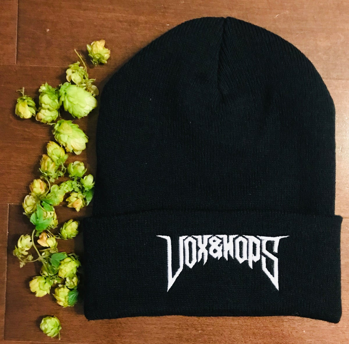 Image of Vox&Hops Cuffed Knit Beanie