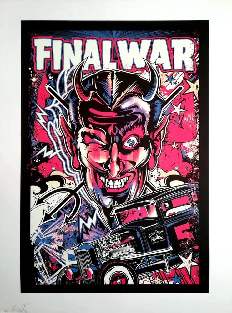 Image of FINAL WAR