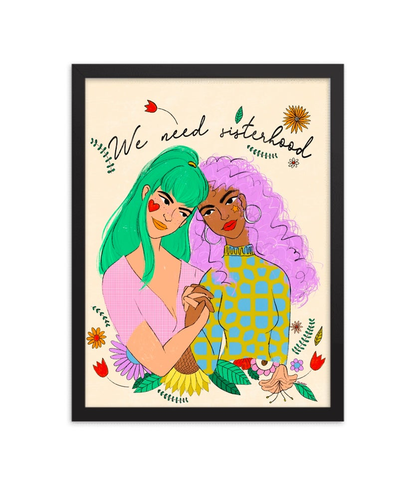 Image of Sisterhood Print