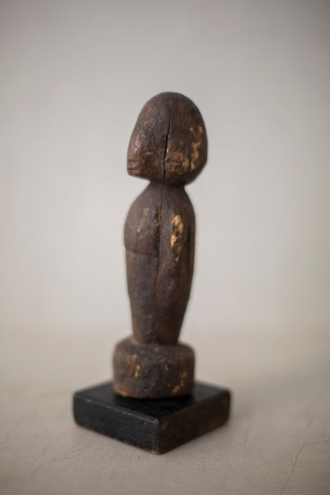 Image of Wooden figure