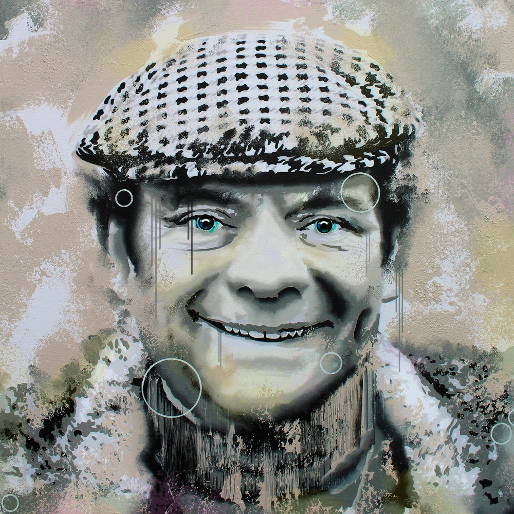 Image of Del Boy ll (Limited Edition Print)