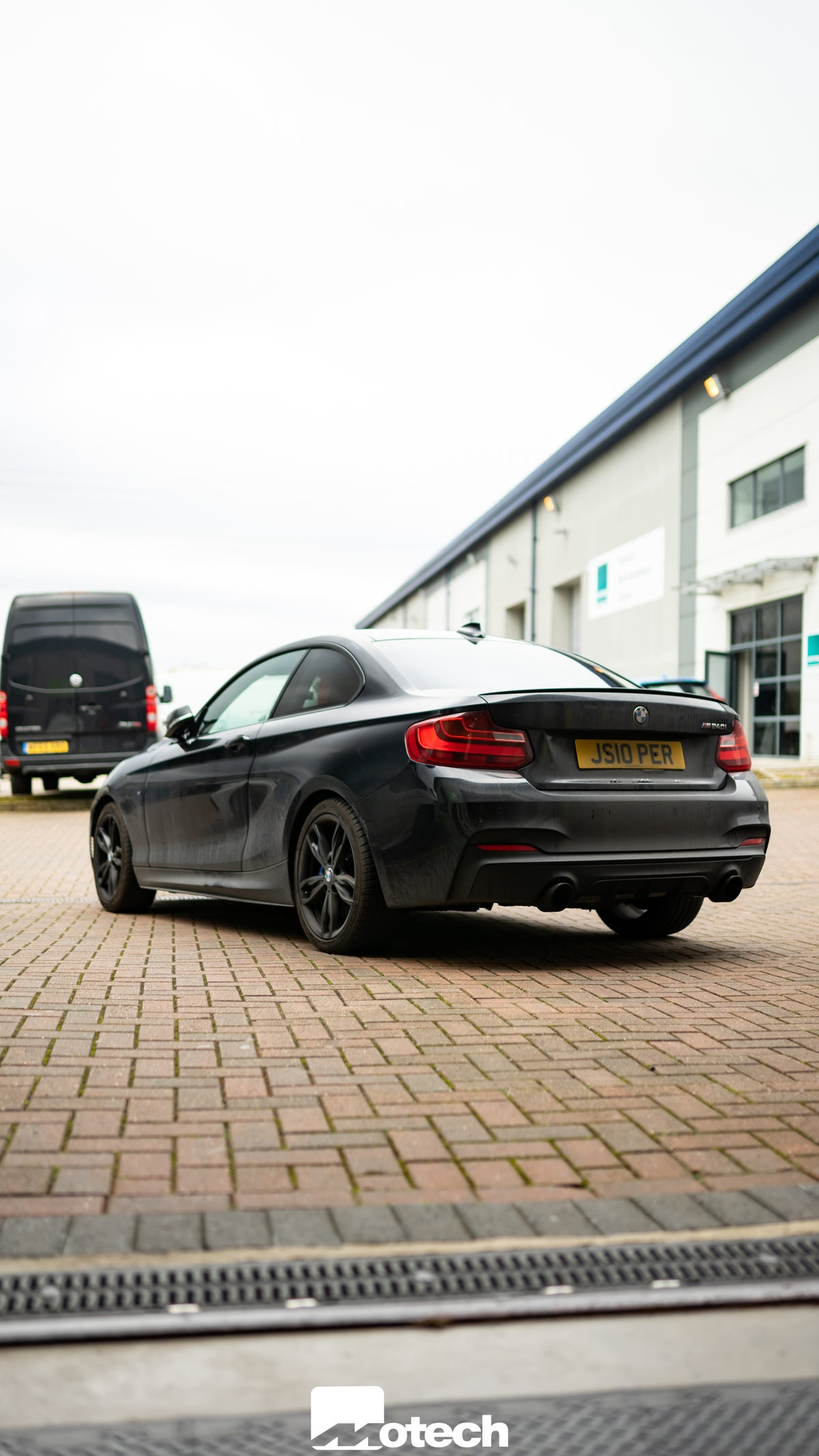 Image of BMW M240i Remus Exhaust