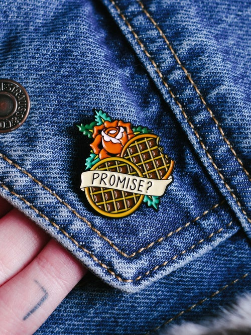 Image of Pin Promise