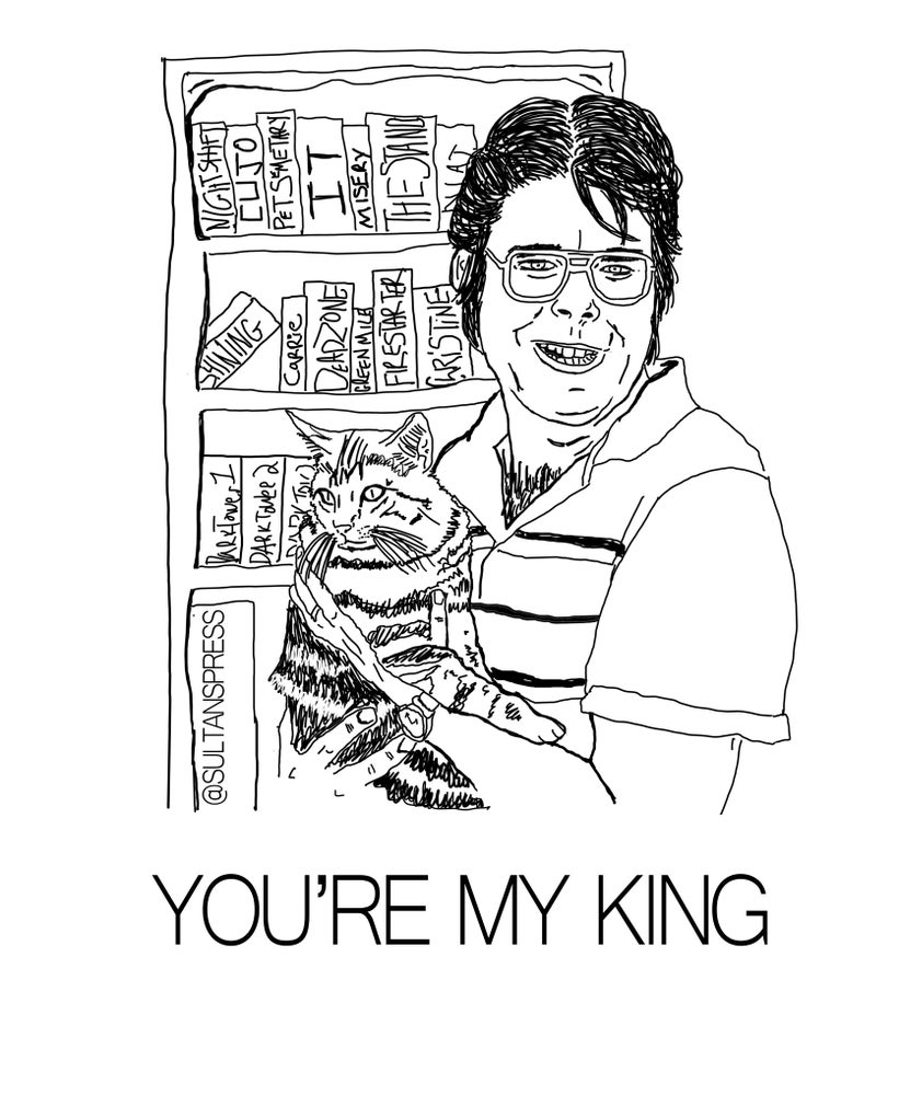 Image of *PREORDER Stephen King Valentine