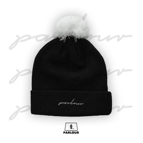 Image of Black Classic Beanie