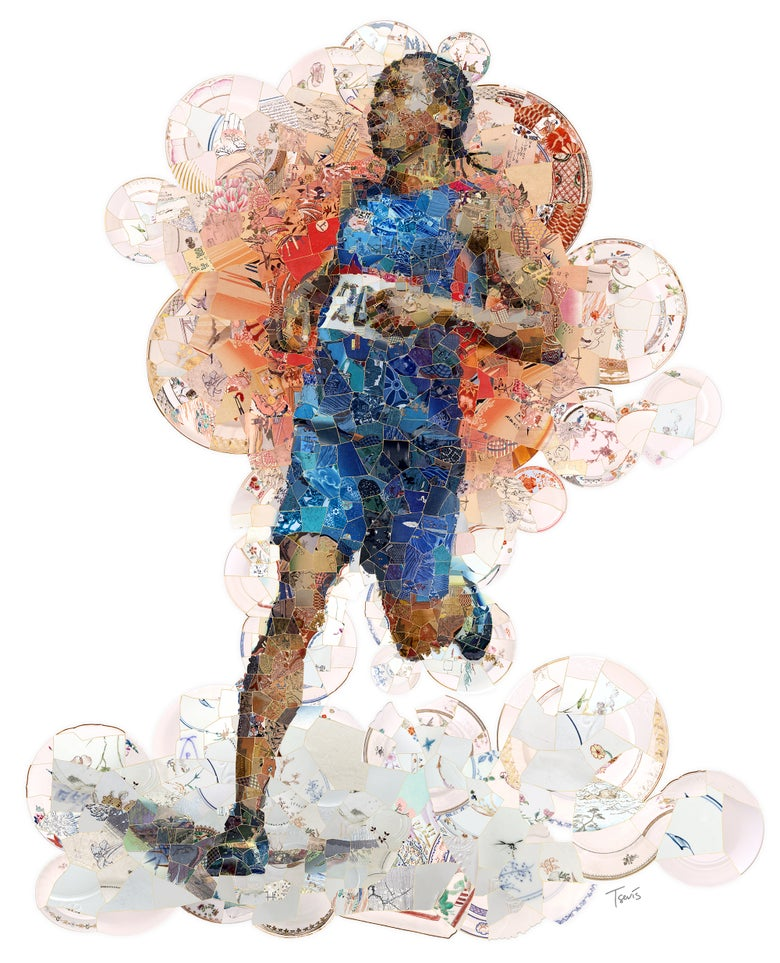 Image of KINTSUGI running athlete