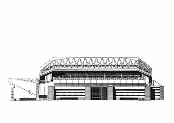 Image of Anfield Stadium