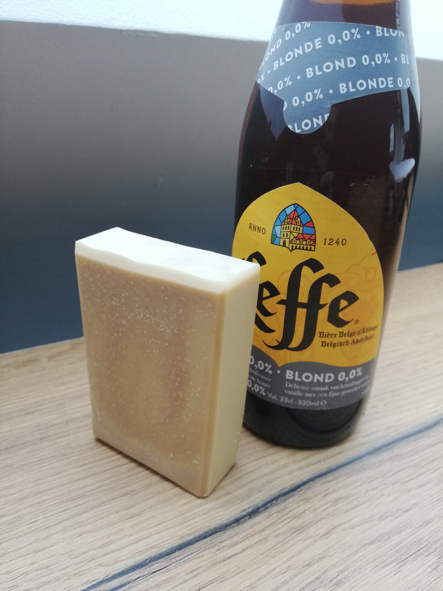 Image of Belgian Blonde Beer Soap
