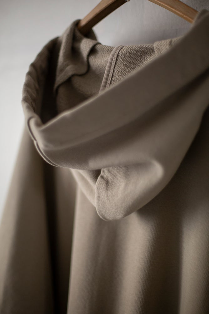 Image of SWEAT#48 - LIGHT GREY ORGANIC COTTON by Jan-Jan Van Essche