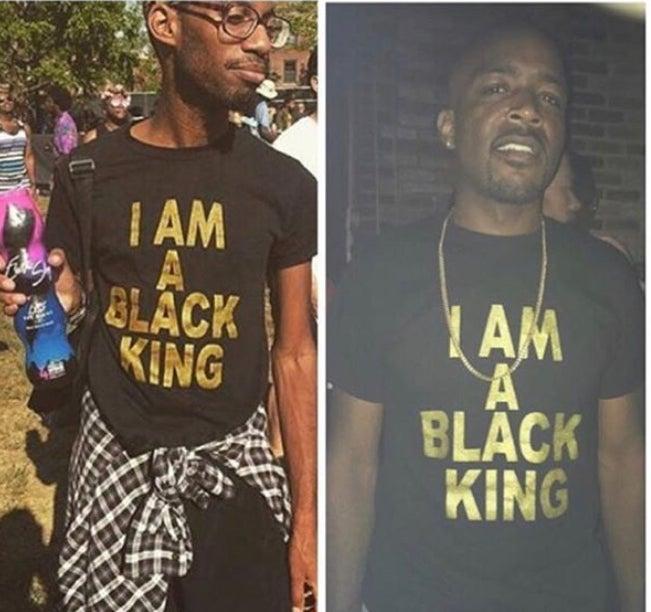 Image of The 'Royalty' Tee