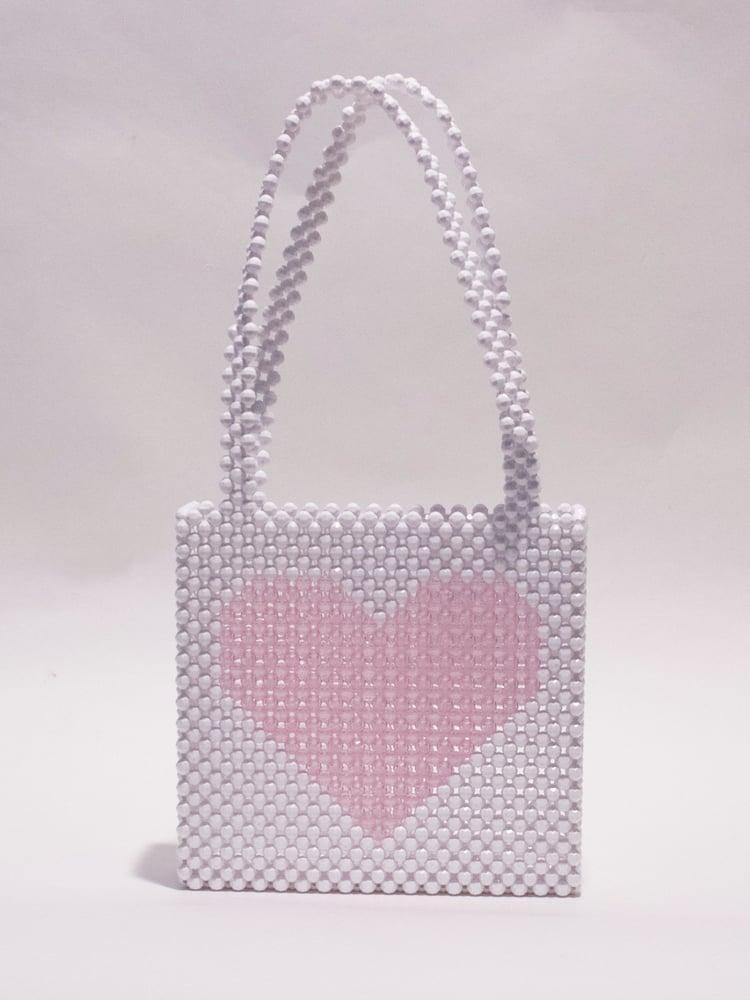 Image of Cœur Collection: Rosa Bag