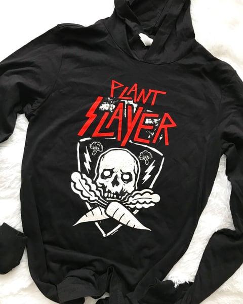 Image of Plant Slayer Hoodie PRE-ORDER
