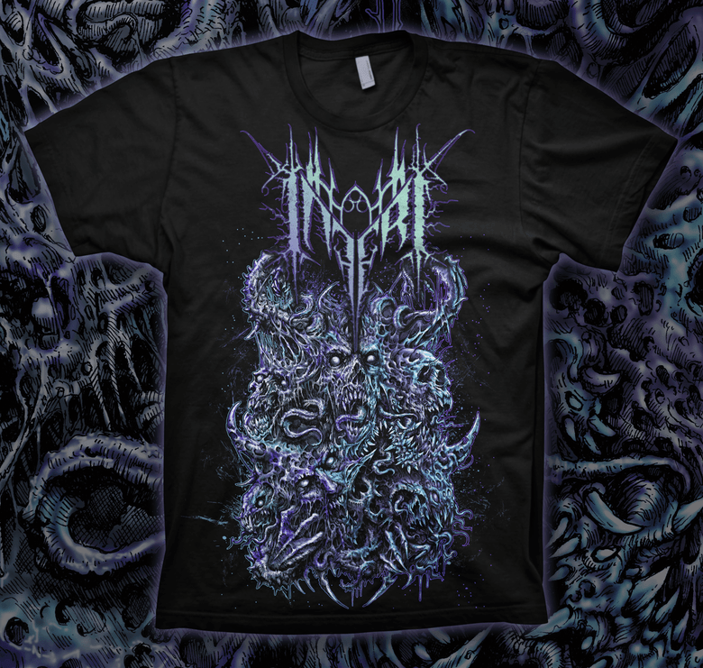Image of INFERI - Pestilence T-Shirt | Purple