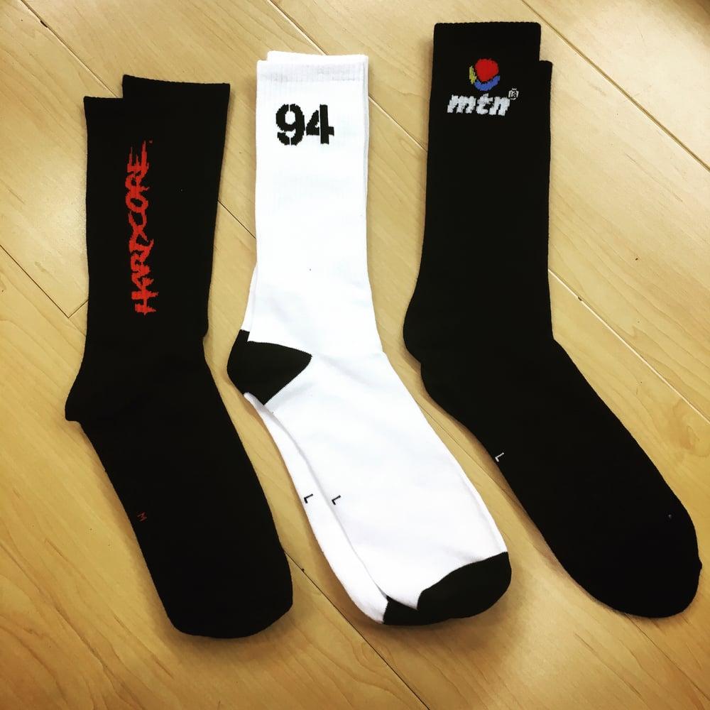 MTN Socks