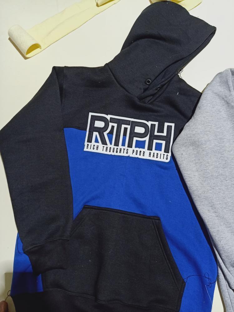 """Image of RTPH """"Nip Blue"""" Hoodie"""