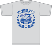 Image of 2020 Cub Scout Games Tee Shirt - March 20th Weekend