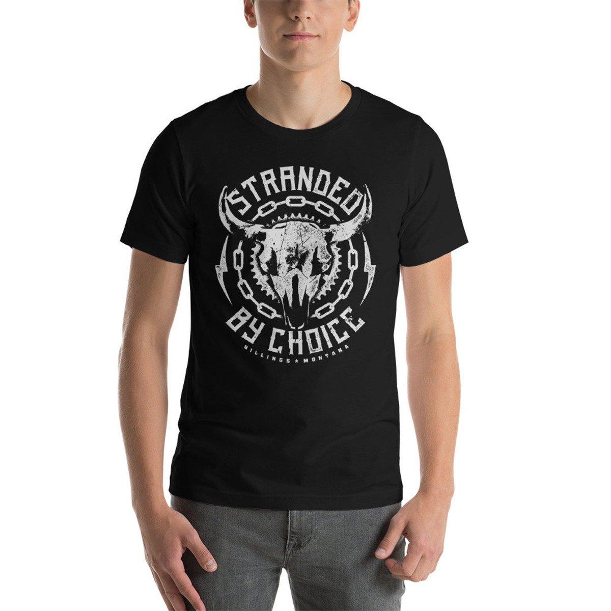Skull Design Unisex Shirt
