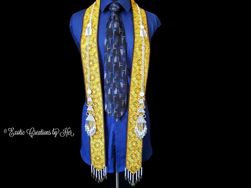Rope of Success Graduating stole