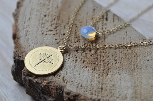 Image of The Holy Beautiful Layering Set - In Gold Fill