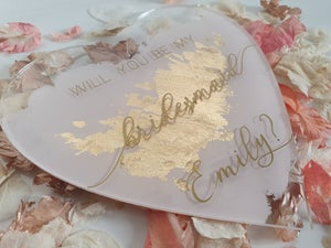 Image of Will you be my...