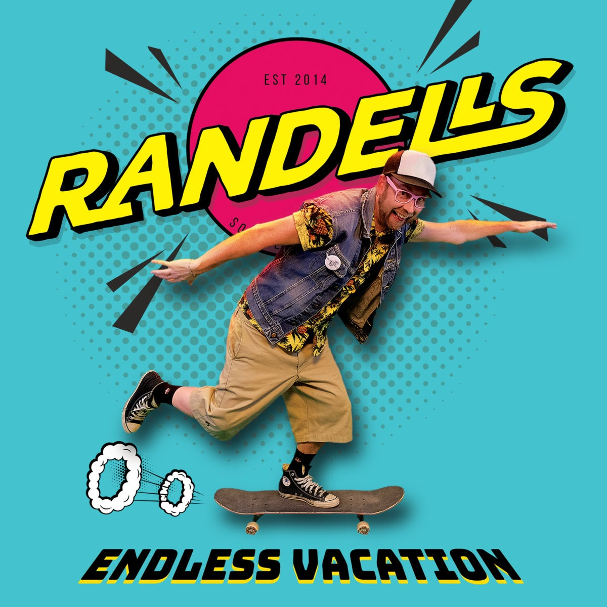 Image of Randells - Endless Vacation 7""