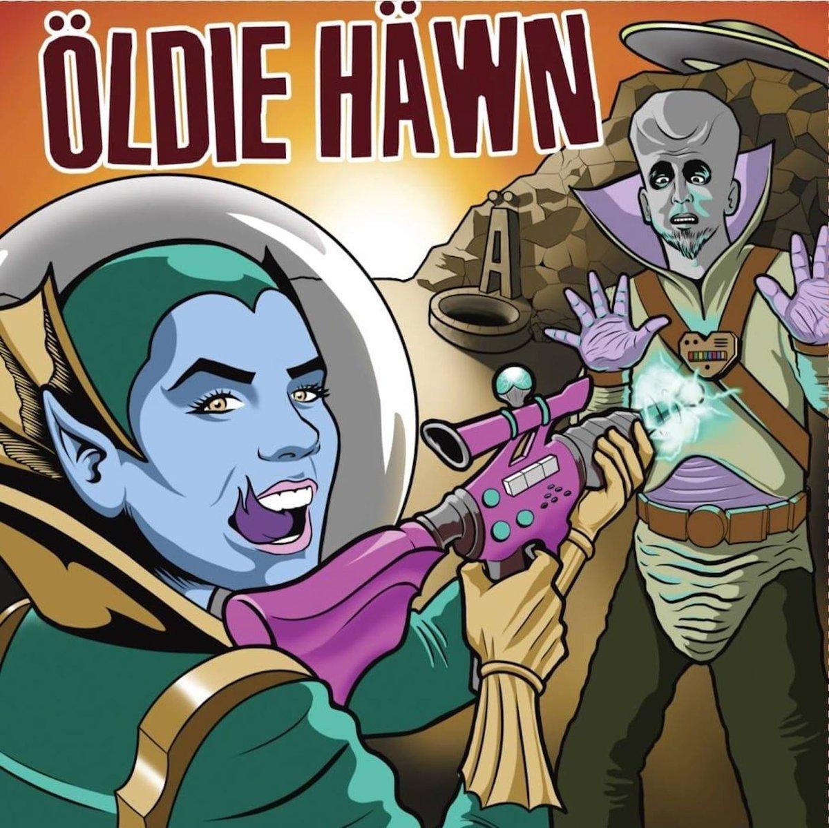 """Image of Oldie Hawn - Oldie Hawn 7"""""""